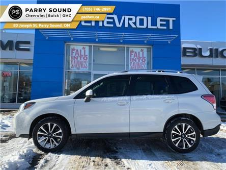 2018 Subaru Forester 2.0XT Touring (Stk: PS20-067) in Parry Sound - Image 1 of 21