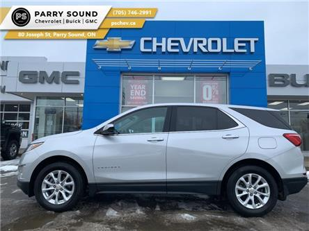 2018 Chevrolet Equinox 1LT (Stk: 21-045A) in Parry Sound - Image 1 of 19