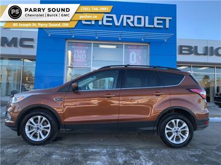 2017 Ford Escape SE (Stk: 21-049A) in Parry Sound - Image 1 of 19