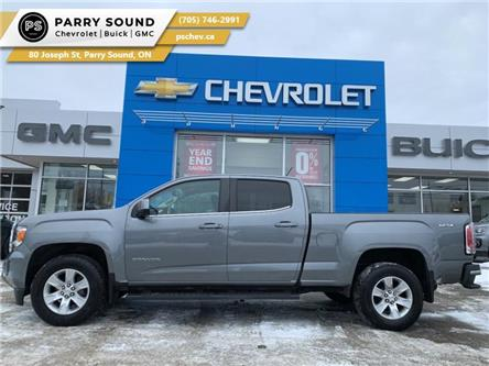 2018 GMC Canyon  (Stk: 21-096A) in Parry Sound - Image 1 of 20