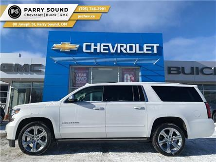 2018 Chevrolet Suburban Premier (Stk: 21-093A) in Parry Sound - Image 1 of 23