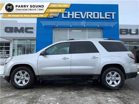 2014 GMC Acadia SLE2 (Stk: 21-094A) in Parry Sound - Image 1 of 21