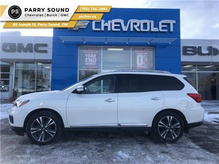 2018 Nissan Pathfinder  (Stk: PS21-012) in Parry Sound - Image 1 of 23