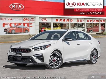 2021 Kia Forte GT Limited (Stk: FO21-228) in Victoria - Image 1 of 23