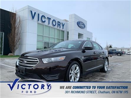 2013 Ford Taurus SEL (Stk: V0167A) in Chatham - Image 1 of 23
