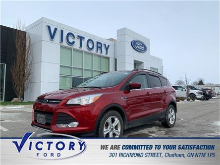 2016 Ford Escape SE (Stk: V20023A) in Chatham - Image 1 of 27