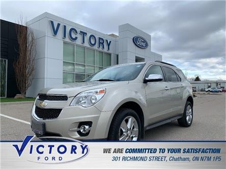 2015 Chevrolet Equinox 1LT (Stk: V10457A) in Chatham - Image 1 of 22