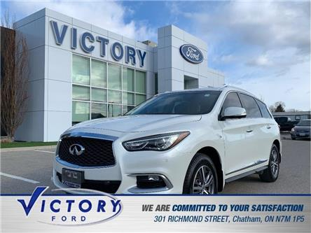 2016 Infiniti QX60 Base (Stk: V10463A) in Chatham - Image 1 of 29