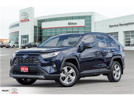 2019 Toyota RAV4 Hybrid Limited (Stk: 002593A) in Milton - Image 1 of 26