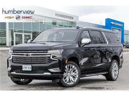 2021 Chevrolet Suburban Premier (Stk: 21SU008) in Toronto - Image 1 of 24