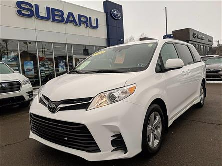 2019 Toyota Sienna LE 8-Passenger (Stk: PRO0801) in Charlottetown - Image 1 of 23