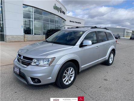 2013 Dodge Journey SXT/Crew (Stk: N04924A) in Chatham - Image 1 of 22
