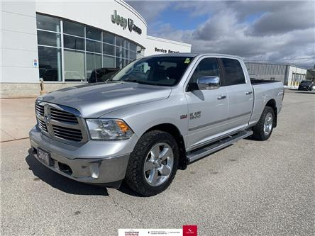 2016 RAM 1500 SLT (Stk: N04986A) in Chatham - Image 1 of 22