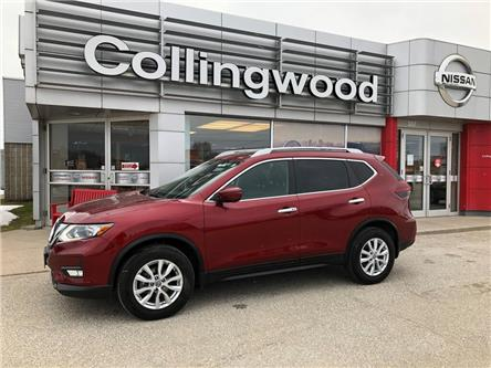2018 Nissan Rogue SV (Stk: P4827A) in Collingwood - Image 1 of 23