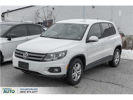 2014 Volkswagen Tiguan Trendline (Stk: 559254) in Milton - Image 1 of 6