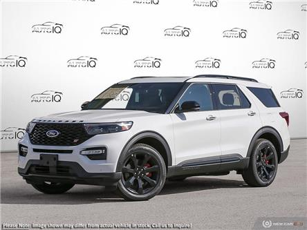 2021 Ford Explorer ST (Stk: XD051) in Sault Ste. Marie - Image 1 of 23