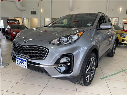 2020 Kia Sportage  (Stk: 20027) in Waterloo - Image 1 of 25