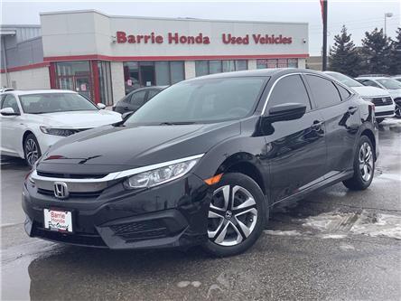 2017 Honda Civic LX (Stk: U17687) in Barrie - Image 1 of 26