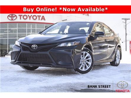 2021 Toyota Camry SE (Stk: 28957) in Ottawa - Image 1 of 23