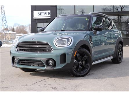 2021 MINI Countryman Cooper (Stk: 4110) in Ottawa - Image 1 of 29