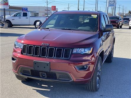 2021 Jeep Grand Cherokee Limited (Stk: N04990) in Chatham - Image 1 of 17