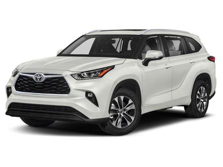 2021 Toyota Highlander XLE (Stk: D210806) in Mississauga - Image 1 of 9
