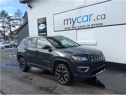 2018 Jeep Compass Limited (Stk: 210108) in Ottawa - Image 1 of 22