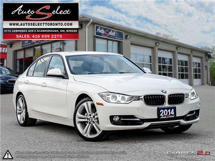 2014 BMW 328i xDrive (Stk: 1XM7P11) in Scarborough - Image 1 of 29