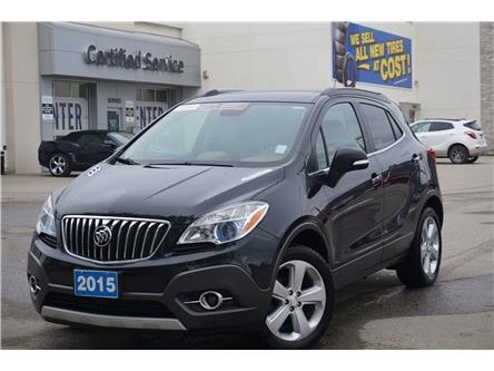 2015 Buick Encore Leather (Stk: 21-152B) in Salmon Arm - Image 1 of 8