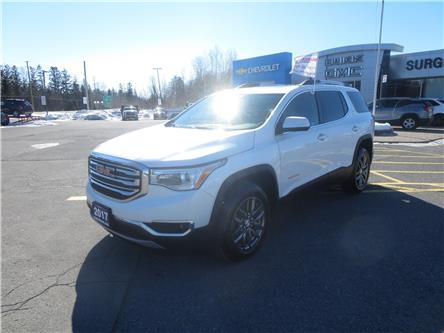 2017 GMC Acadia SLT-1 (Stk: 210229A) in Ottawa - Image 1 of 24