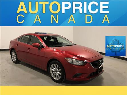 2016 Mazda MAZDA6 GS (Stk: W2950) in Mississauga - Image 1 of 28