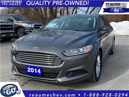 2014 Ford Fusion SE (Stk: 20-0296C) in LaSalle - Image 1 of 19