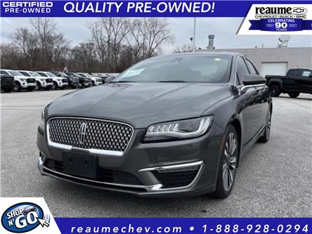2017 Lincoln MKZ Select (Stk: 21-0077A) in LaSalle - Image 1 of 27