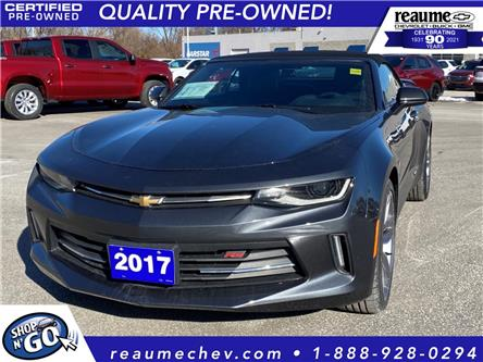 2017 Chevrolet Camaro 2LT (Stk: 21-0263B) in LaSalle - Image 1 of 22