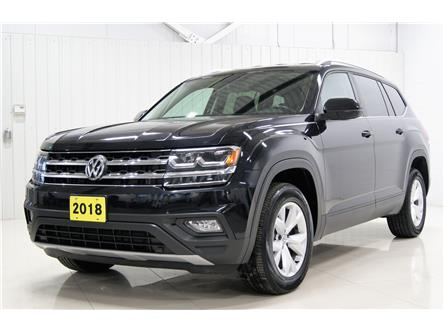 2018 Volkswagen Atlas 3.6 FSI Comfortline (Stk: P6267) in Sault Ste. Marie - Image 1 of 15