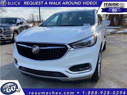 2021 Buick Enclave Essence (Stk: 21-0383) in LaSalle - Image 1 of 6