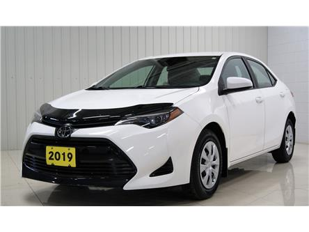 2019 Toyota Corolla CE (Stk: A21018A) in Sault Ste. Marie - Image 1 of 13