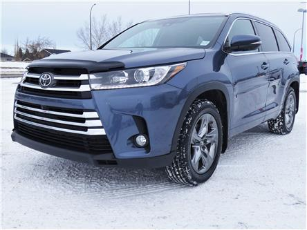 2017 Toyota Highlander Limited (Stk: VHM074A) in Lloydminster - Image 1 of 24