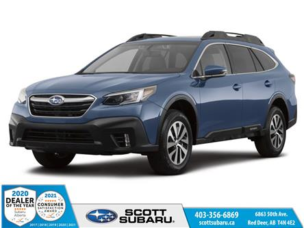 2021 Subaru Outback Touring (Stk: 174477) in Red Deer - Image 1 of 10