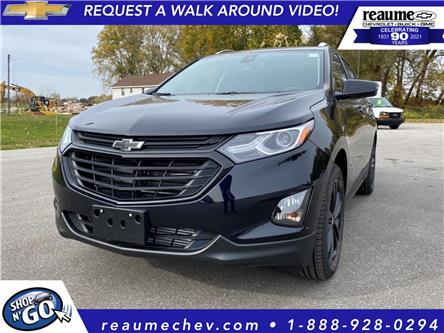 2021 Chevrolet Equinox LT (Stk: 21-0054) in LaSalle - Image 1 of 8
