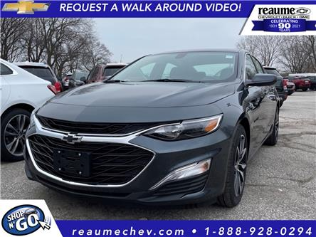 2021 Chevrolet Malibu RS (Stk: 21-0318) in LaSalle - Image 1 of 8