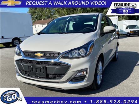 2021 Chevrolet Spark 1LT CVT (Stk: 21-0029) in LaSalle - Image 1 of 7