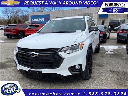 2021 Chevrolet Traverse Premier (Stk: 21-0148) in LaSalle - Image 1 of 6