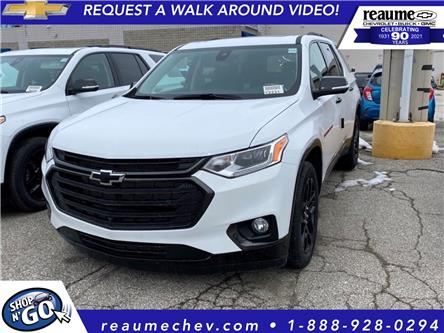 2021 Chevrolet Traverse Premier (Stk: 21-0147) in LaSalle - Image 1 of 6