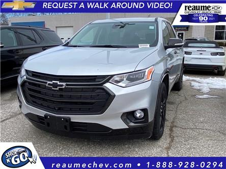 2021 Chevrolet Traverse Premier (Stk: 21-0152) in LaSalle - Image 1 of 6