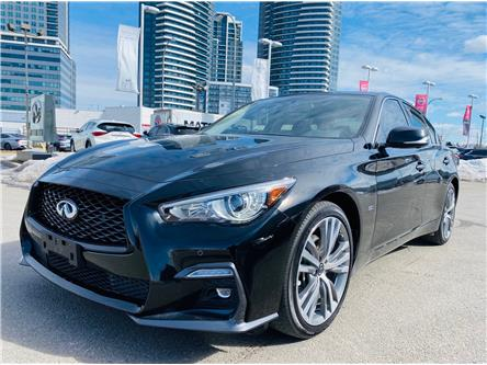 2020 Infiniti Q50 Signature Edition ProASSIST (Stk: H9522A) in Thornhill - Image 1 of 20