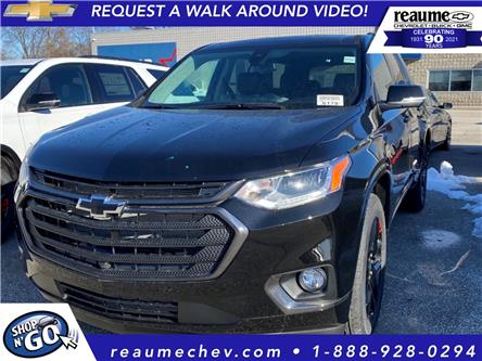 2021 Chevrolet Traverse Premier (Stk: 21-0346) in LaSalle - Image 1 of 6