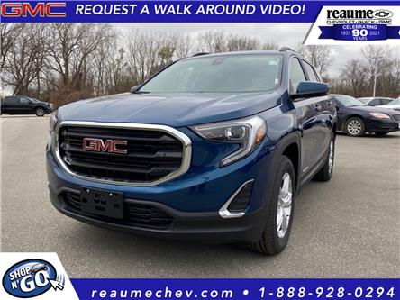 2021 GMC Terrain SLE (Stk: 21-0138) in LaSalle - Image 1 of 8