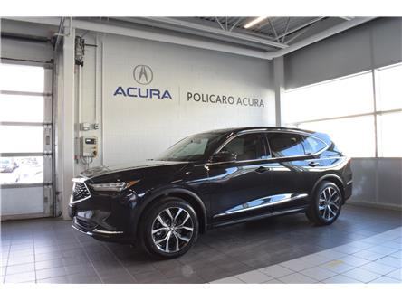 2022 Acura MDX Tech (Stk: N801325) in Brampton - Image 1 of 28