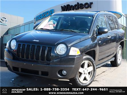 2008 Jeep Compass Sport/North (Stk: TR18844) in Windsor - Image 1 of 17